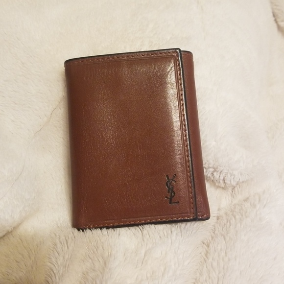 2d33ec93f95 Yves Saint Laurent Bags   Yve Saint Laurent Mens Wallet   Poshmark